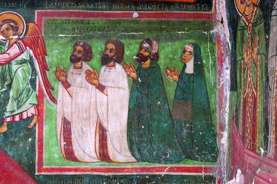 Holy Bishopric of Morphou: The Second Coming, Monastery of Saint John Lampadistis in Kalopanayiotis