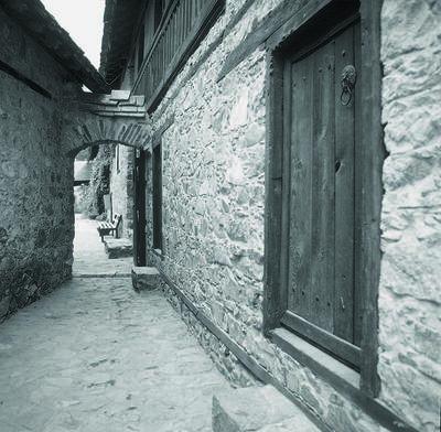 Holy Bishopric of Morphou: Monastery of Saint John Lampadistis in Kalopanayiotis