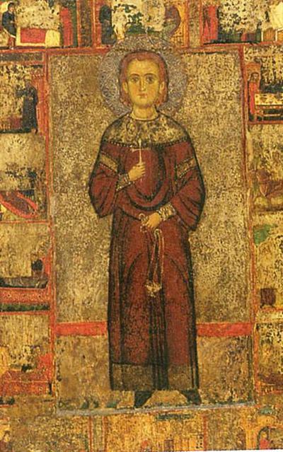 Holy Bishopric of Morphou: Saint John Lampadistis, Monastery of Saint John Lampadistis in Kalopanayiotis