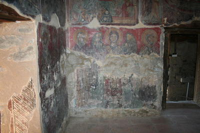 Holy Bishopric of Morphou: St Stylianos, the archangel Michael and the apostle Peter, Church of the Holy Virgin in Moutoullas