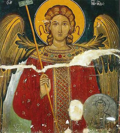 Holy Bishopric of Morphou: The Guardian Archangel Michael, Church of the Theotokos in Galata