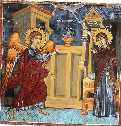 Holy Bishopric of Morphou: The Annunciation of the Virgin Mother, Church of the Theotokos in Galata