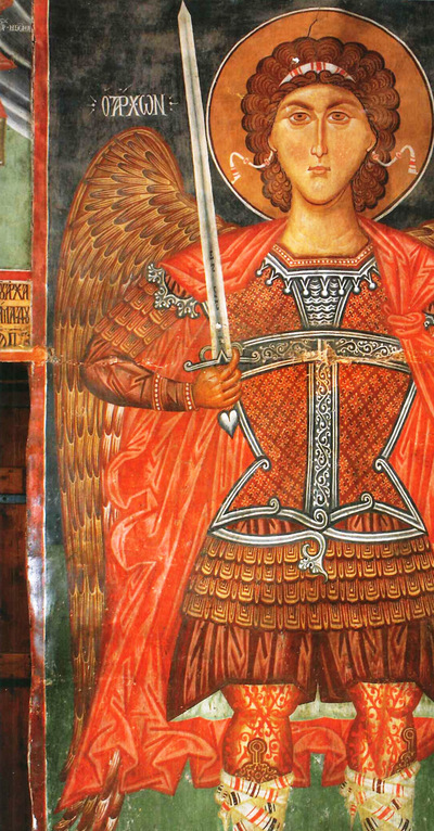 Holy Bishopric of Morphou: The Archangel Michael, Church of the Archangel Michael in Pedoulas