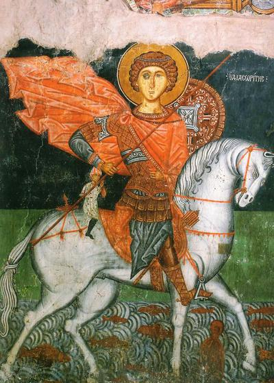 Holy Bishopric of Morphou: The slave George, Church of the Archangel Michael in Pedoulas
