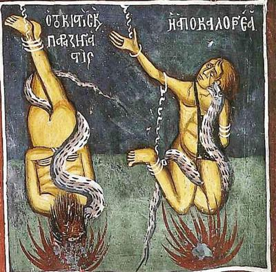 Holy Bishopric of Morphou: The usurer and the one deceitful in the measures, Church of Our Lady of Asinou