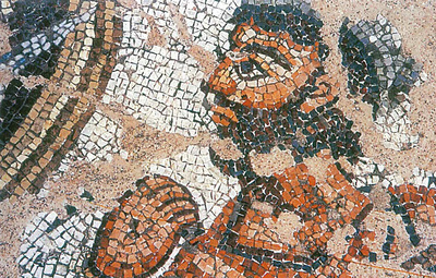 Bank of Cyprus Cultural Foundation: Head of Odysseus, Kourion