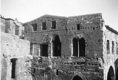 Department of Antiquities, Republic of Cyprus, Walled city of Nicosia, Church of Panagia Hodegetria (Bedesten or Bedestan, Exterior, view of the building (A1599)