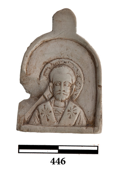 Cyprus Medieval Museum: Pendant (MM517, T. 446)