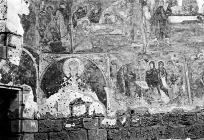 Department of Antiquities, Republic of Cyprus, Walled City of Famagusta, Church of Saint Anna, wall paintings (J15607)
