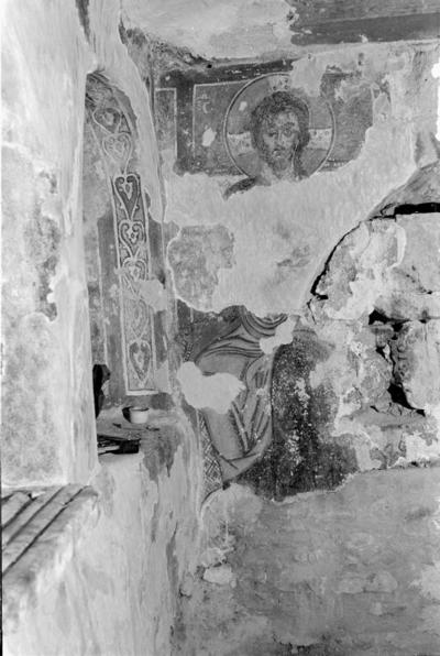 Department of Antiquities, Republic of Cyprus, Karavas, Church of the Virgin Mary (Panagia Galatarousa or Stazousa), south wall, wall painting (J15166)