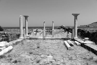 Early Christian basilica of Afoti, Pighadia, Karpathos
