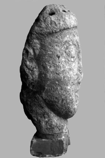 Marble Head of Helios, Gytheum