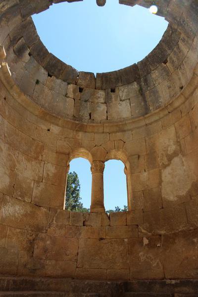 Alahan (Apadnas) ecclesiastical complex, Isauria, Turkey: