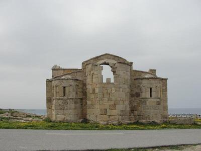 Ayios Philon Early Christian Church, Cyprus, 5th century