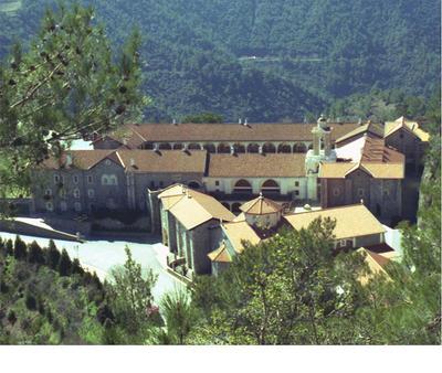 Μουσείο Ιεράς Μονής Κύκκου (Κύπρος): Η Ιερά Βασιλική και Σταυροπηγιακή Μονή της Παναγίας του Κύκκου