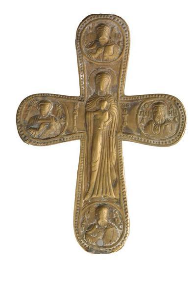 Μουσείο Ιεράς Μονής Κύκκου (Κύπρος): Σταυρός (Σ 1343)