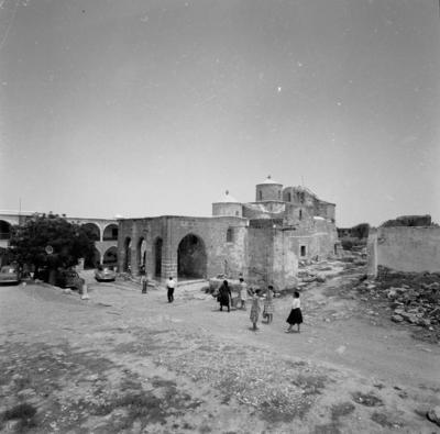 Press and Information Office, Republic of Cyprus: Karavas, Panagia Acheiropoiitos Monastery (2A-121-001)