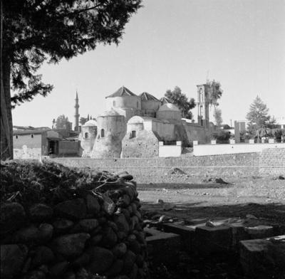 Press and Information Office, Republic of Cyprus: Peristerona, Church of Saints Barnabas and Hilarion (2B-003-004)