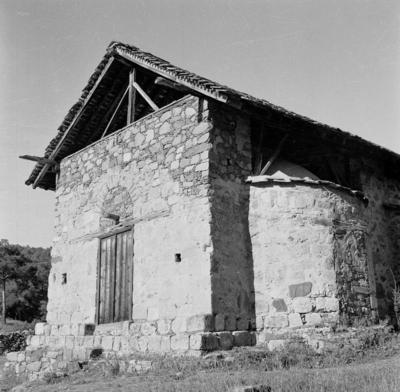 Press and Information Office, Republic of Cyprus: Nikitari, Church of Panagia (Our Lady) of Asinou (2B-013-001)