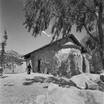 Press and Information Office, Republic of Cyprus: Nikitari, Church of Panagia (Our Lady) of Asinou (2B-013-004)