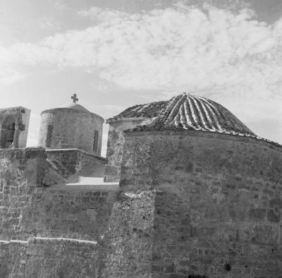 Press and Information Office, Republic of Cyprus:  Karavas, Panagia Acheiropoiitos Monastery (2B-061-001)