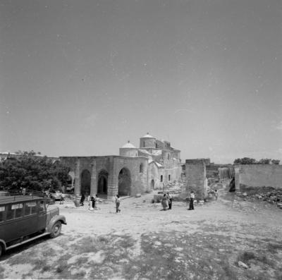 Press and Information Office, Republic of Cyprus:  Karavas, Panagia Acheiropoiitos Monastery (2B-061-002)