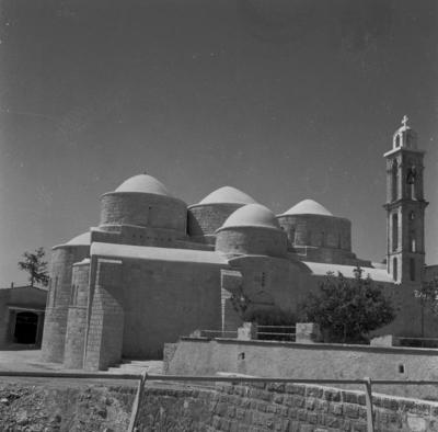Press and Information Office, Republic of Cyprus: Peristerona, Church of Saints Barnabas and Hilarion (2B-076-003)