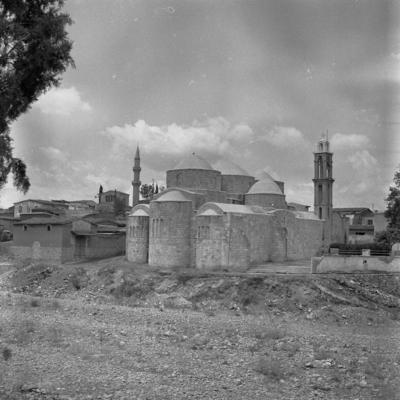 Press and Information Office, Republic of Cyprus: Peristerona, Church of Saints Barnabas and Hilarion (2B-117-004)