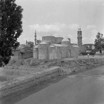 Press and Information Office, Republic of Cyprus: Peristerona, Church of Saints Barnabas and Hilarion (2B-117-005)