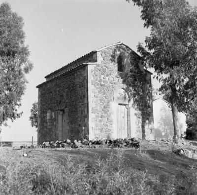 Press and Information Office, Republic of Cyprus: Pyrga, Latin Chapel (2B-019-001)