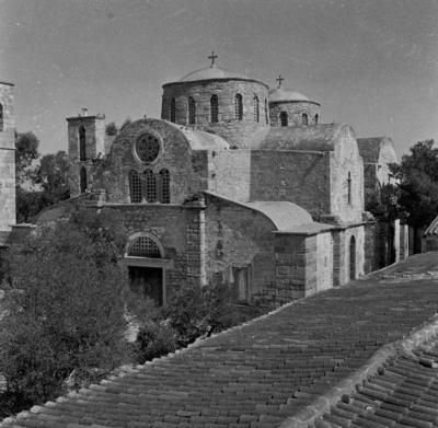Press and Information Office, Republic of Cyprus: Agios Sergios (near Salamis), Saint Barnabas (2B-094-001)
