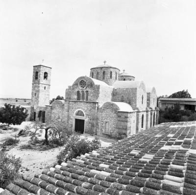 Press and Information Office, Republic of Cyprus: Agios Sergios (near Salamis), Saint Barnabas (2B-121-001)
