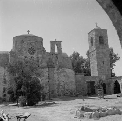 Press and Information Office, Republic of Cyprus: Agios Sergios (near Salamis), Saint Barnabas (2B-097-001)