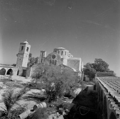 Press and Information Office, Republic of Cyprus: Agios Sergios (near Salamis), Saint Barnabas (2B-094-006)
