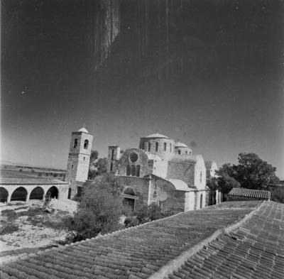 Press and Information Office, Republic of Cyprus: Agios Sergios (near Salamis), Saint Barnabas (2B-094-005)