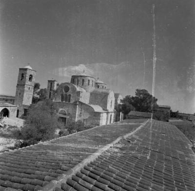 Press and Information Office, Republic of Cyprus: Agios Sergios (near Salamis), Saint Barnabas (2B-094-004)