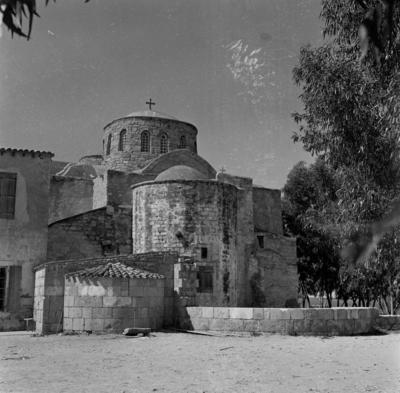 Press and Information Office, Republic of Cyprus: Agios Sergios (near Salamis), Saint Barnabas (2B-094-003)