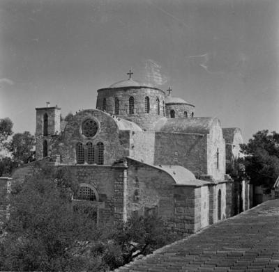 Press and Information Office, Republic of Cyprus: Agios Sergios (near Salamis), Saint Barnabas (2B-094-002)