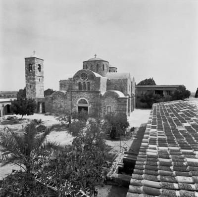 Press and Information Office, Republic of Cyprus: Agios Sergios (near Salamis), Saint Barnabas (2B-121-002)