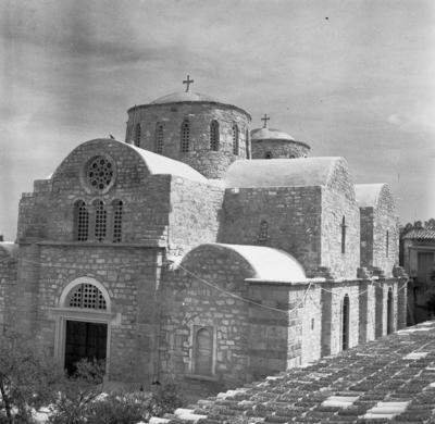 Press and Information Office, Republic of Cyprus: Agios Sergios (near Salamis), Saint Barnabas (2B-121-003)
