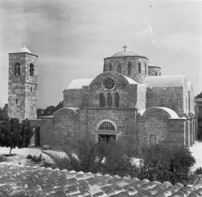 Press and Information Office, Republic of Cyprus: Agios Sergios (near Salamis), Saint Barnabas  (2B-121-004)