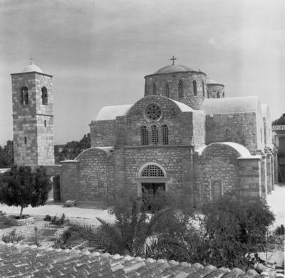Press and Information Office, Republic of Cyprus: Agios Sergios (near Salamis), Saint Barnabas (2B-121-005)
