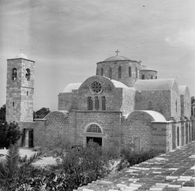 Press and Information Office, Republic of Cyprus: Agios Sergios (near Salamis), Saint Barnabas (2B-121-006)