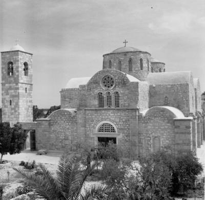 Press and Information Office, Republic of Cyprus: Agios Sergios (near Salamis), Saint Barnabas (2B-121-007)