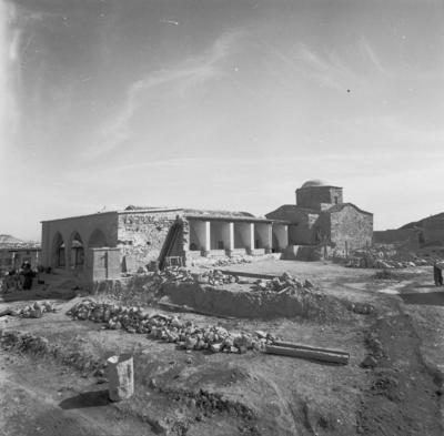 Press and Information Office, Republic of Cyprus: Politiko, Monastery of Saint Herakleidios (2B-122-001) Photograph taken 1965-10-19