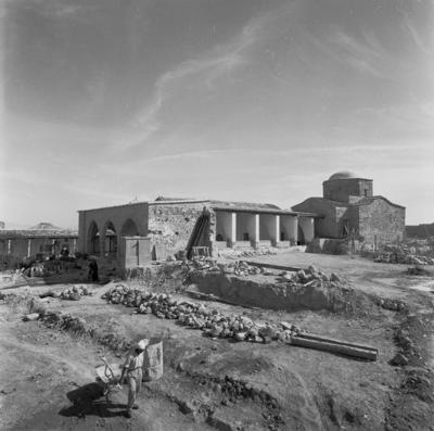 Press and Information Office, Republic of Cyprus: Politiko, Monastery of Saint Herakleidios (2B-122-002) Photograph taken 1965-10-19