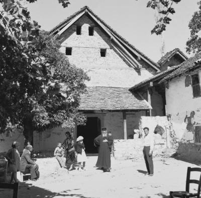 Press and Information Office, Republic of Cyprus: Kalopanagiotis, Monastery of Saint John Lambadistes, Saint Herakleidios (26A-0091-0020)