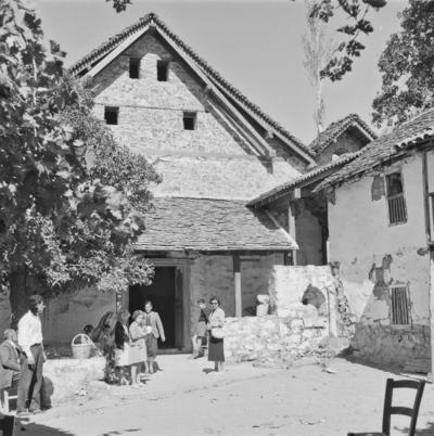 Press and Information Office, Republic of Cyprus: Kalopanagiotis, Monastery of Saint John Lambadistes, Saint Herakleidios (26A-0095-0016)