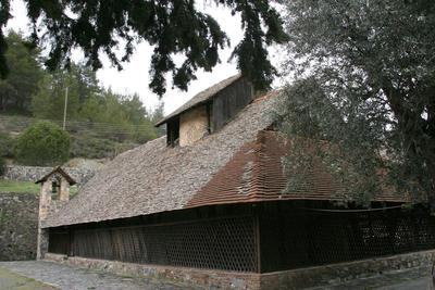 Press and Information Office, Republic of Cyprus: Lagoudhera, Panagia of Arakas (IMG_0050)