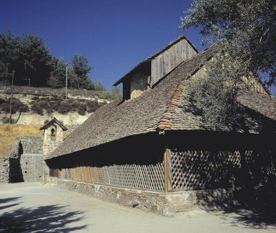 Press and Information Office, Republic of Cyprus: Lagoudhera, Panagia of Arakas (Code: arakas01)